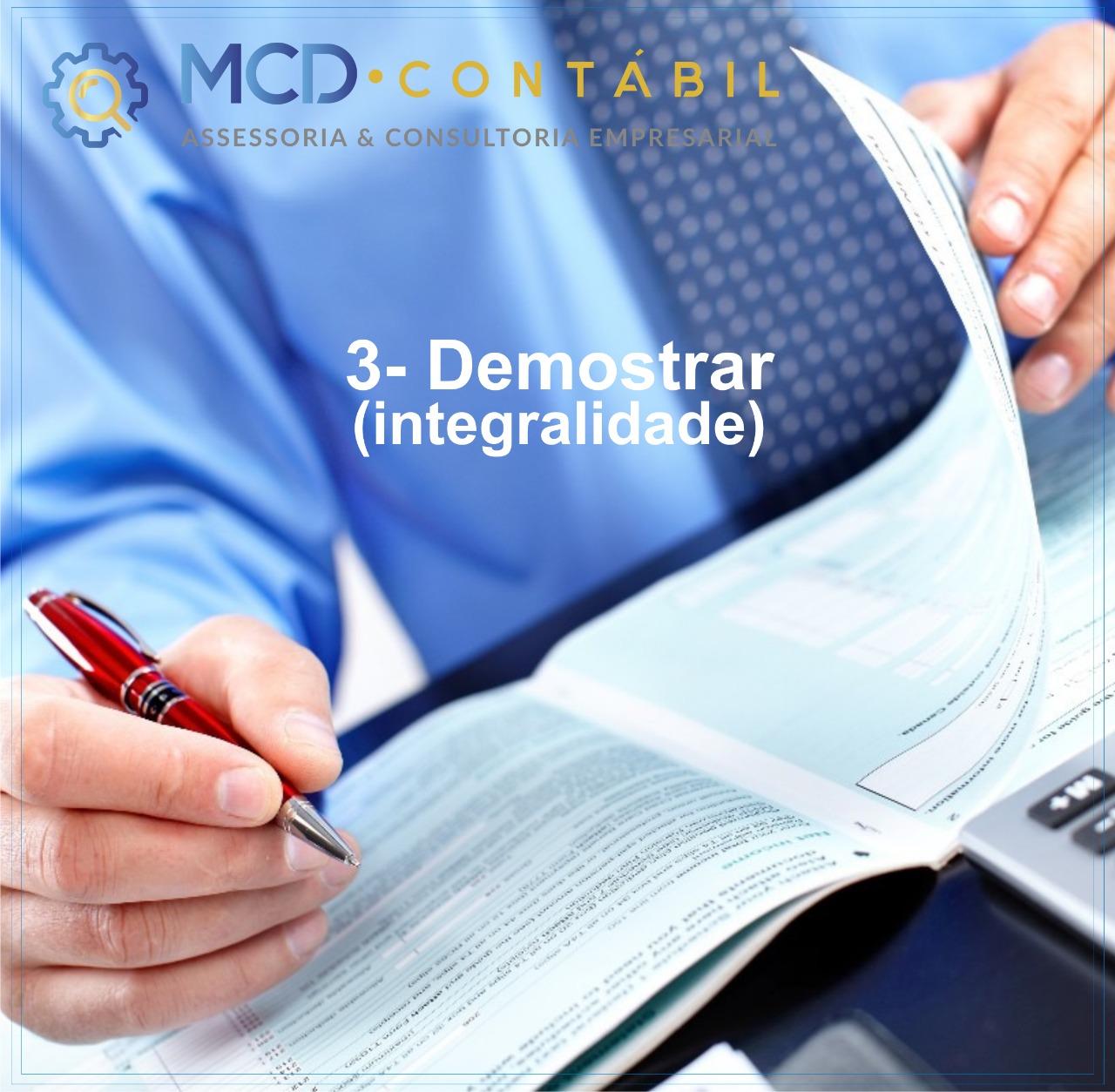 Motivos Para Investir Em Contabilidade: DEMOSTRAR