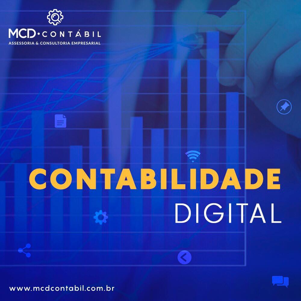 #MCD CONTÁBIL – CONTABILIDADE DIGITAL
