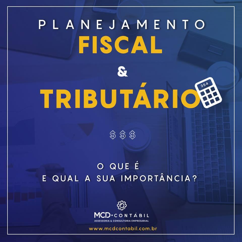 Planejamento Fiscal X Planejamento Tributário
